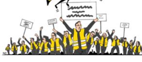 Colère populaire et gilets jaunes
