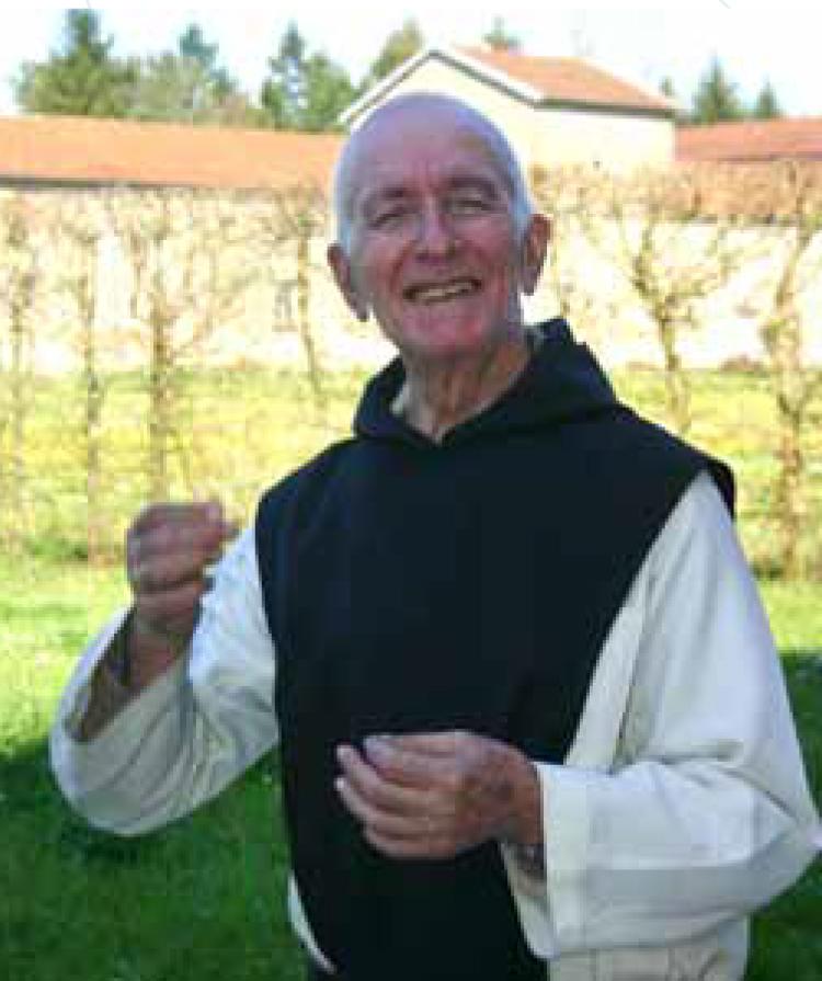 La vie monacale, une ascèse et une entraide – interview de frère Frédéric à l'abbaye de Cîteaux