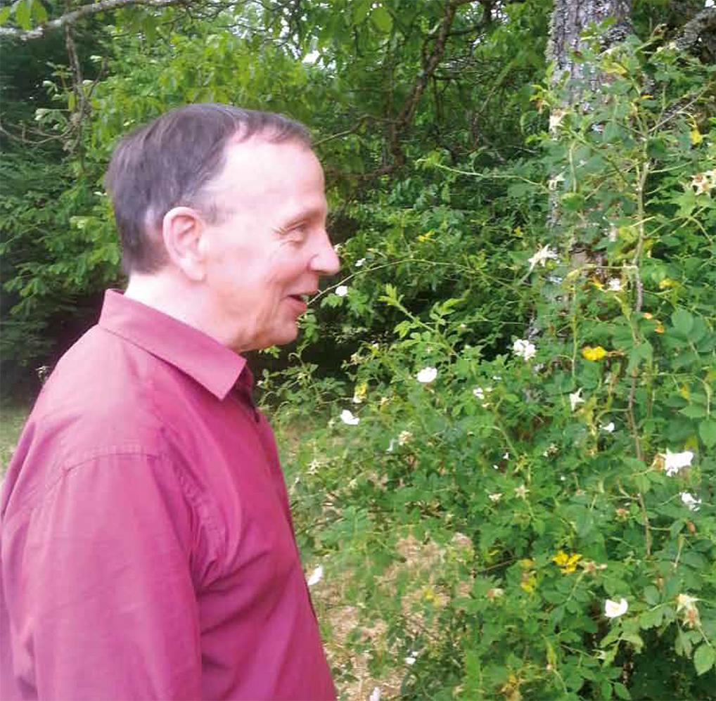 Une vie simple – Rencontre avec Christian BOBIN