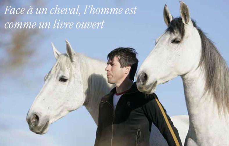 Jean-François Pignon, Les chevaux de la foi