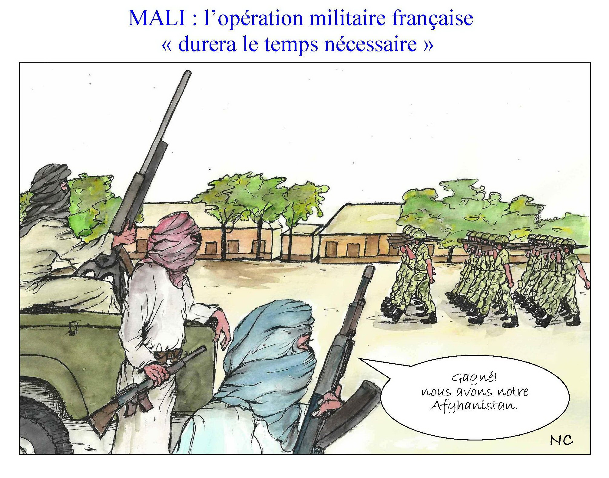 OPERATION «SERVAL»