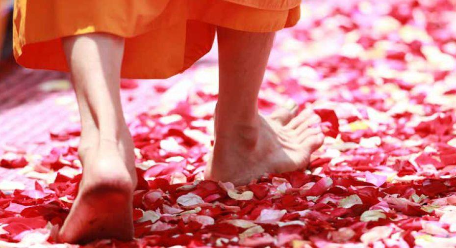 Dans le bouddhisme, pas de coupure entre la vie et le travail.