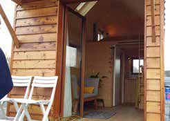 Une initiative originale : les tiny houses