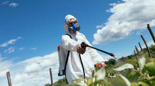 L'interdiction du glyphosate et les agriculteurs