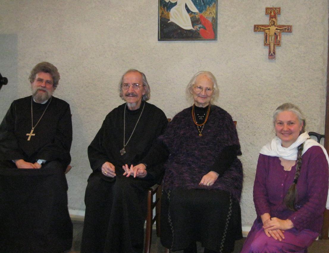 Réponses de …Père Pascal Sauvage, prêtre orthodoxe et Carole Sauvage, son épouse