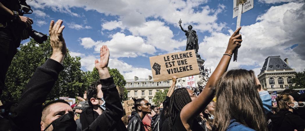 Police et racisme