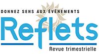 Logo Revue Reflets