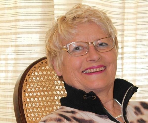 Thérèse Roesch, membre de l'équipe Reflets