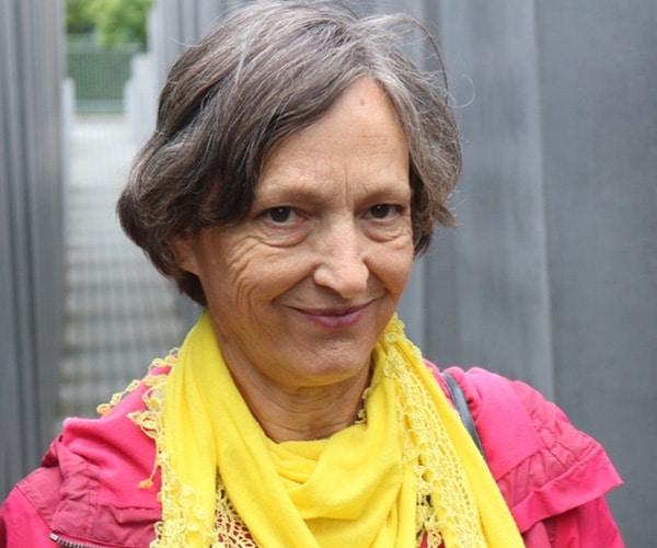 Viviane Soual, membre de l'équipe Reflets