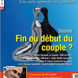 Couverture Revue Reflets n°07