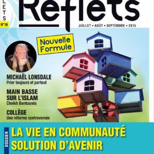 Couverture Revue Reflets n°16