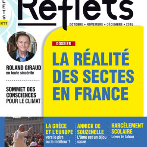 Couverture Revue Reflets n°17