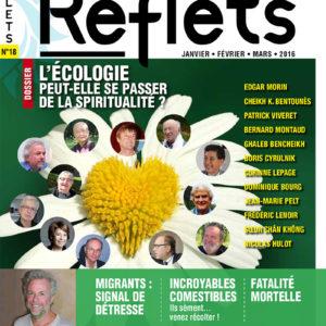 Couverture Revue Reflets n°18