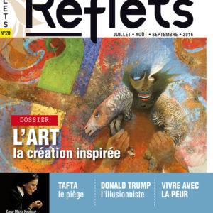 Couverture Revue Reflets n°20
