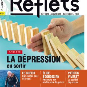 Couverture Revue Reflets n°21