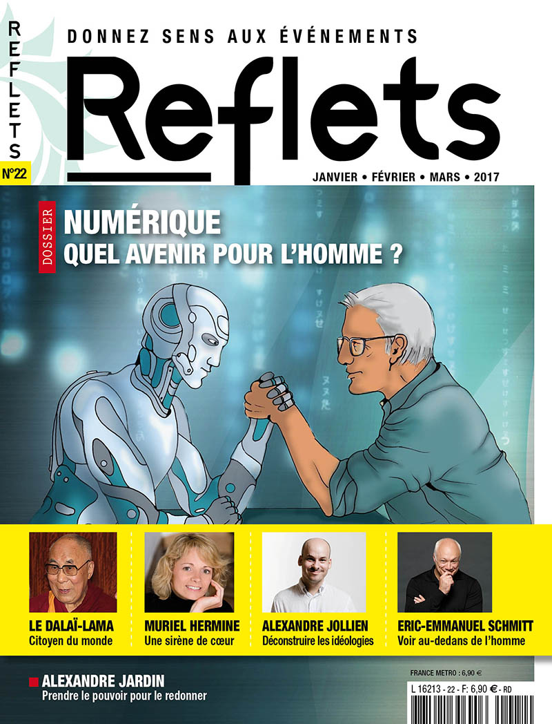 Couverture Revue Reflets n°22
