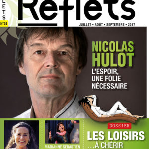Couverture Revue Reflets n°24