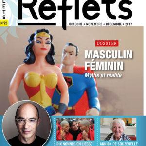 Couverture Revue Reflets n°25