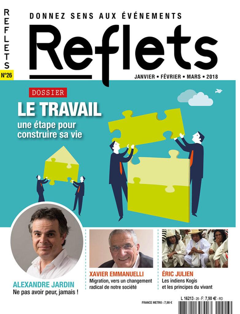 Couverture Revue Reflets n°26