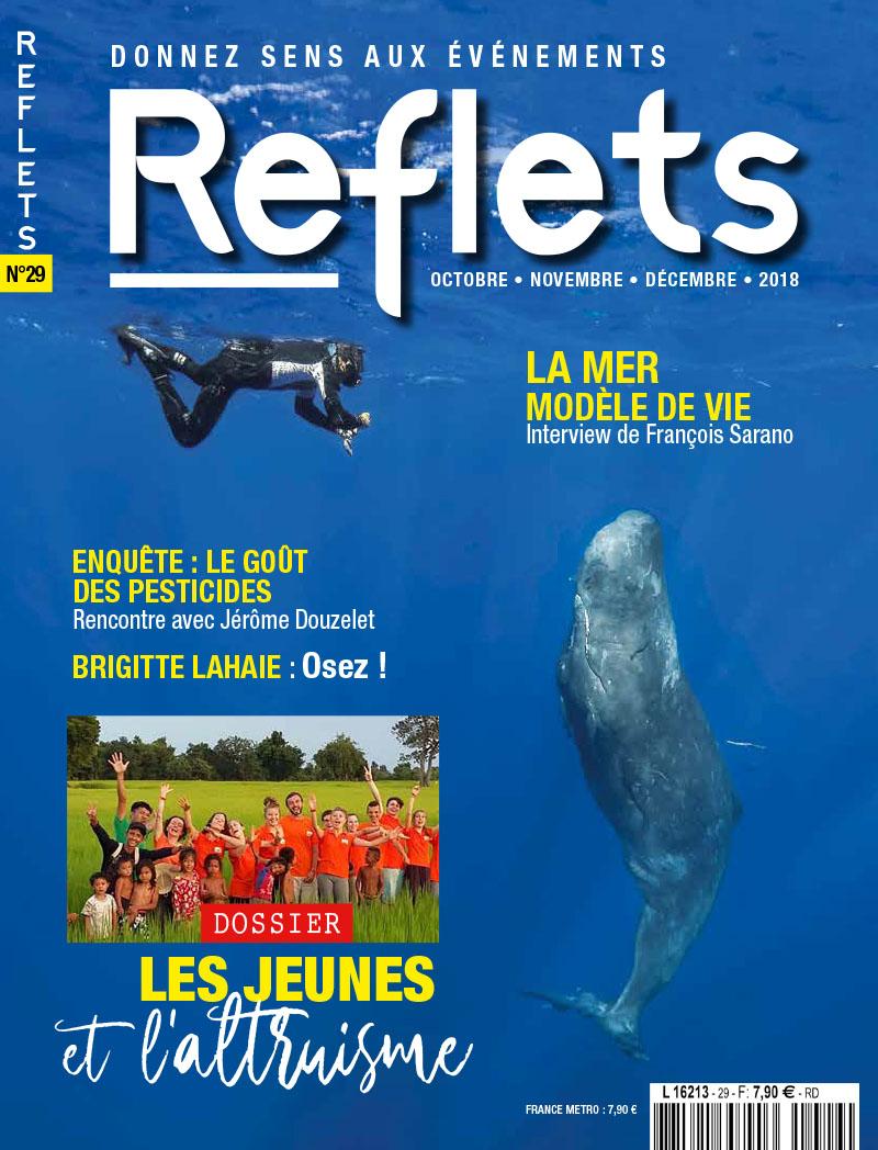 Couverture Revue Reflets n°29