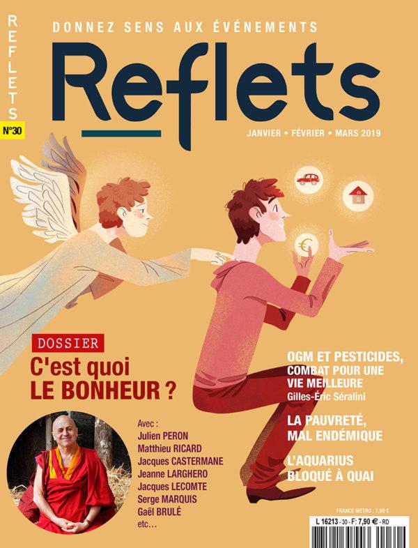 Couverture Revue Reflets n°30