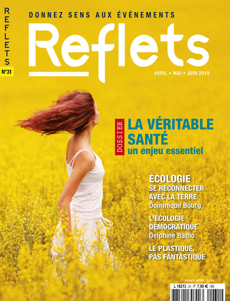 Couverture Revue Reflets n°31