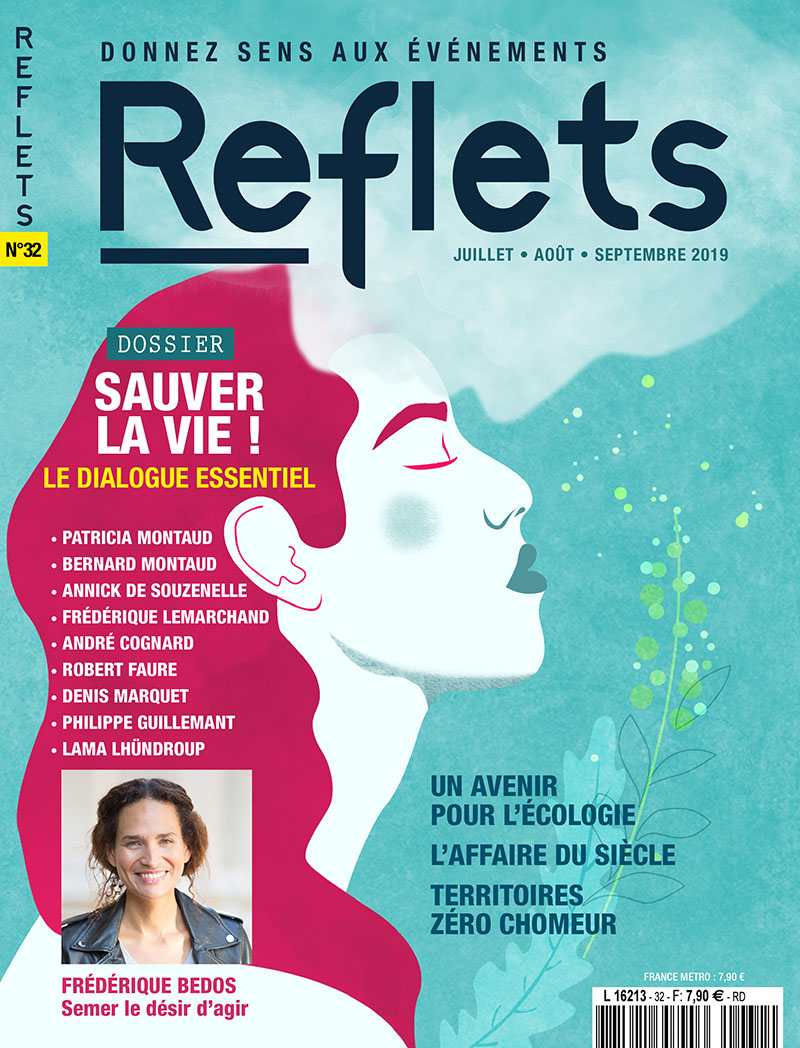 Couverture Revue Reflets n°32