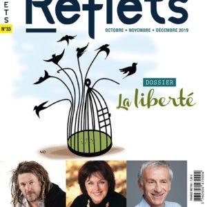 Couverture Revue Reflets n°33
