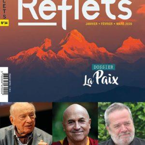 Couverture Revue Reflets n°34