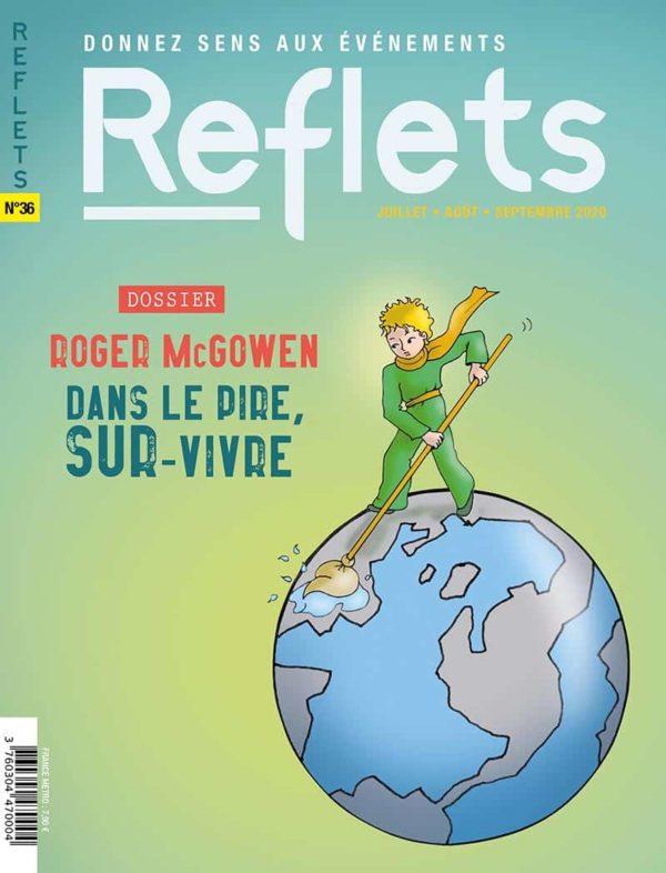 Couverture Revue Reflets n°36