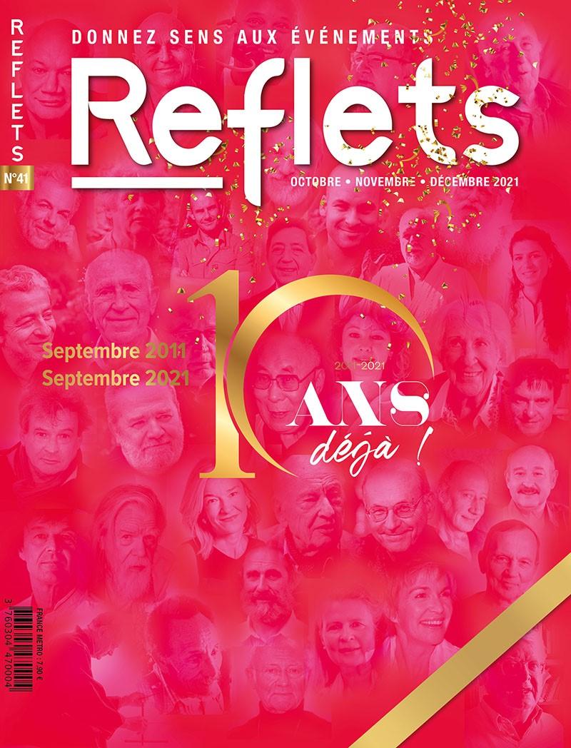 news letter 10 ans de Reflets