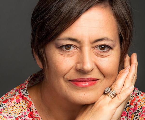 Christine Audibert, membre de l'équipe Reflets