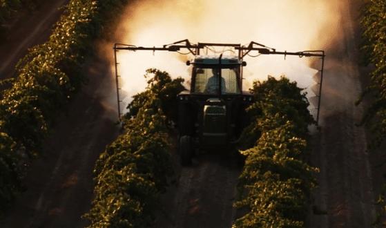 l'agriculture dénaturée