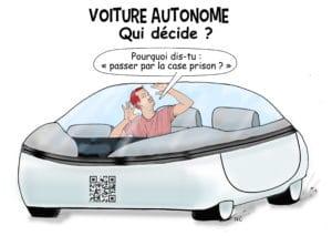 voiture autonome qui décide ?