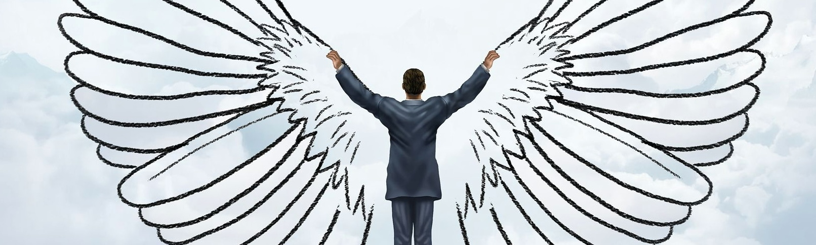 Read more about the article L'Ange, porte-parole de notre créateur, de Dieu