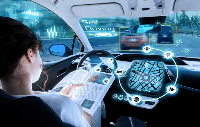 La voiture autonome : émancipation et asservissement