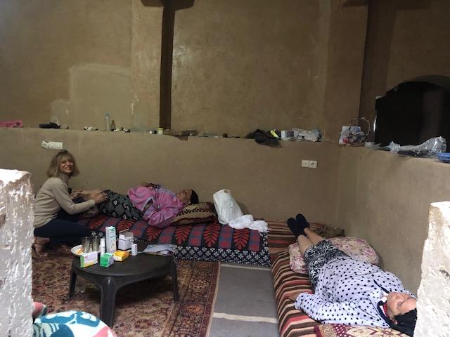 Chronique d'une mission humanitaire médicale au Maroc